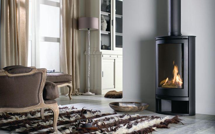 Gaskachel Solea Elegance van Wanders Fire & Stoves