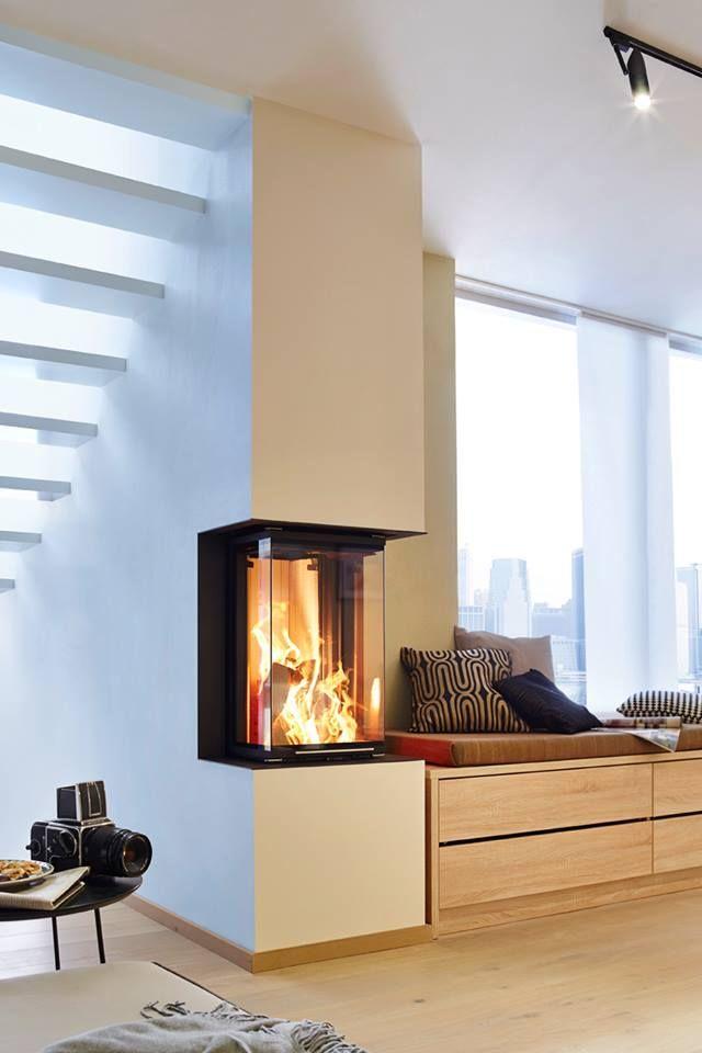 inspirerende haarden idee n voor het interieur nieuws startpagina voor haarden en kachels. Black Bedroom Furniture Sets. Home Design Ideas