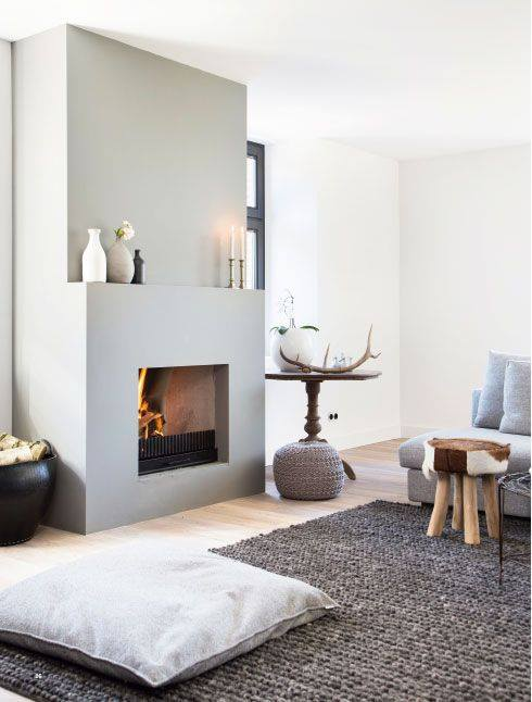 Inspirerende haarden idee n voor het interieur nieuws for Interieur accessoires design