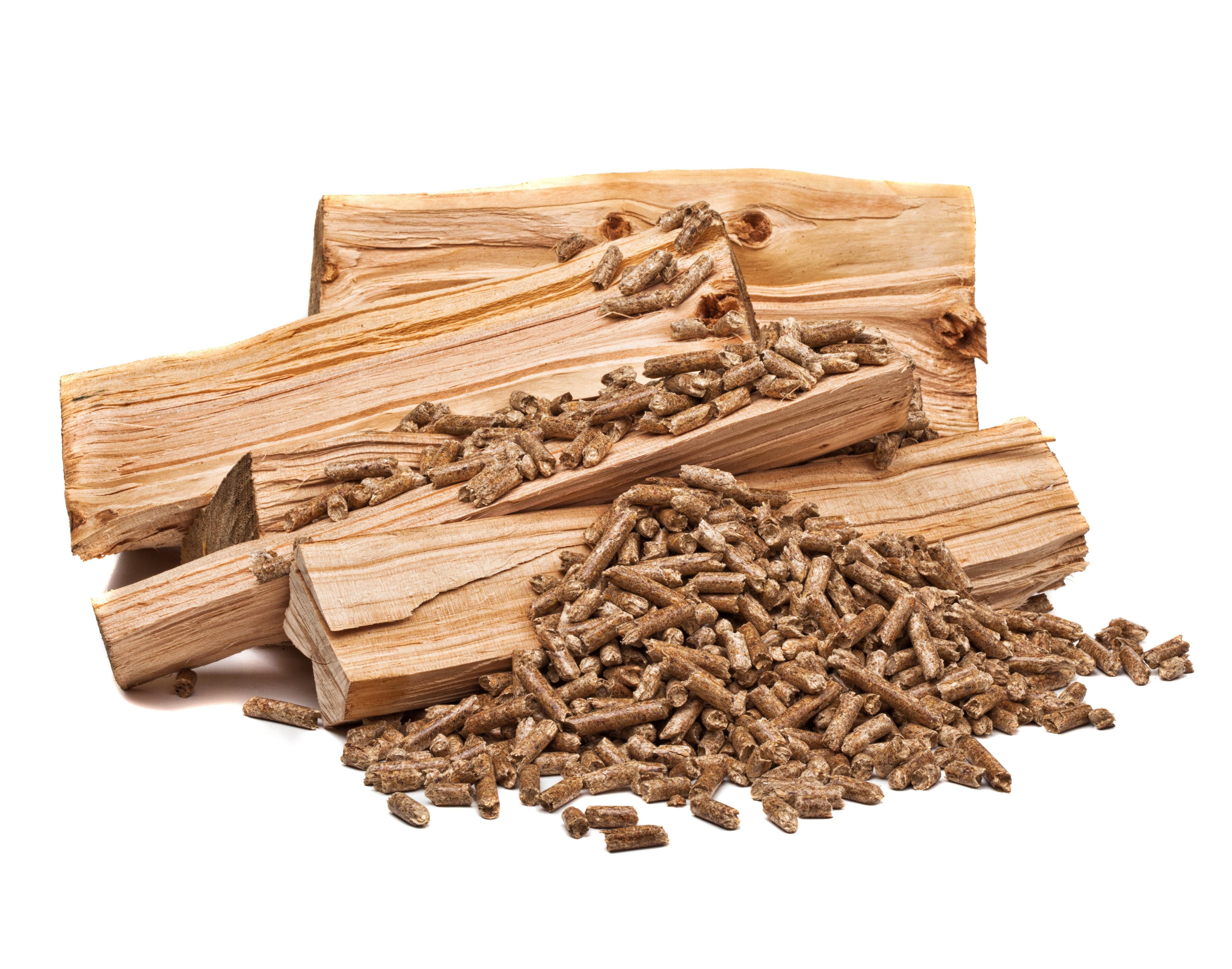 Combikachels: pelletkachel en houtkachel in één