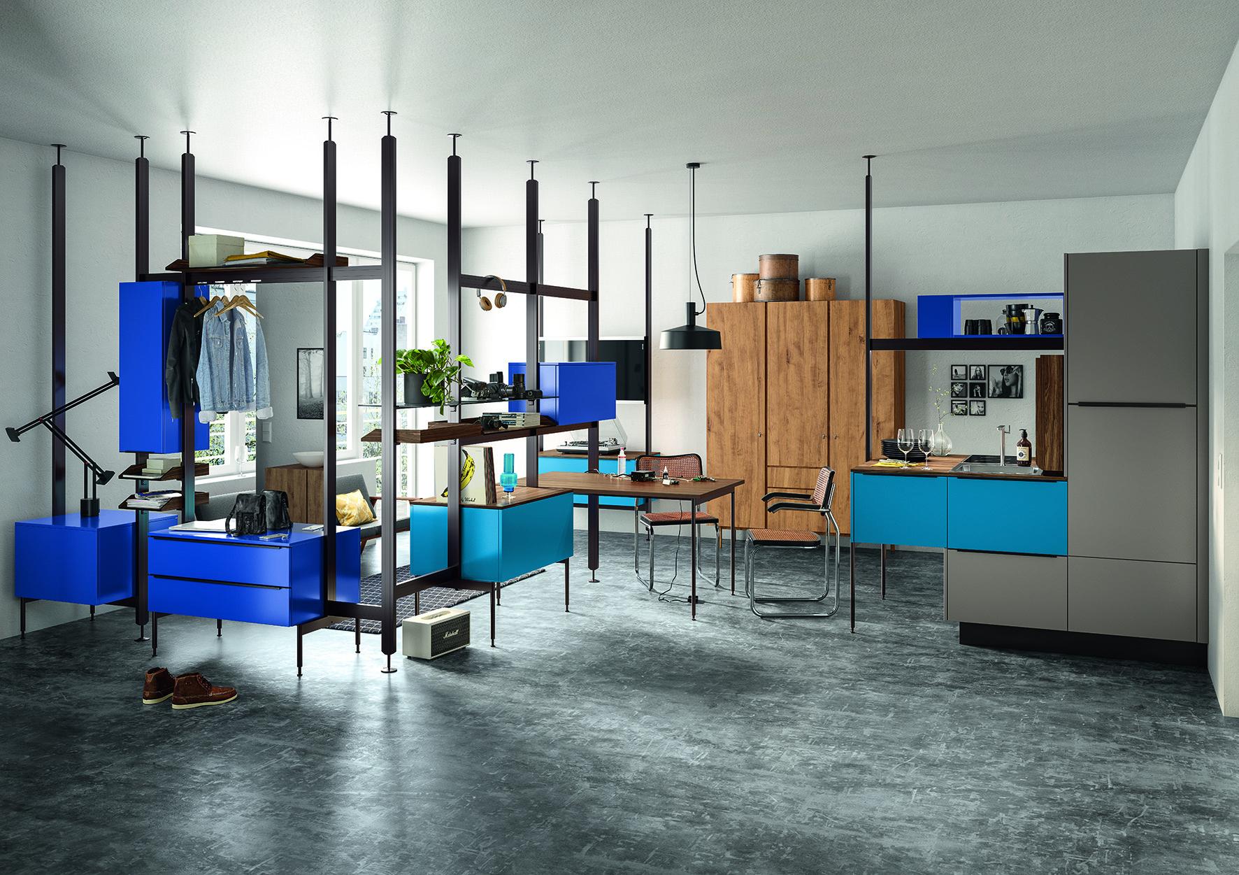 Alno keuken met Alnospace framesysteem #alnospace #alno #keuken #keukeninspiratie