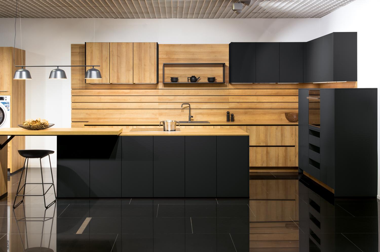 Alno keuken. Houten keuken. Keukeninspiratie #alno #keuken