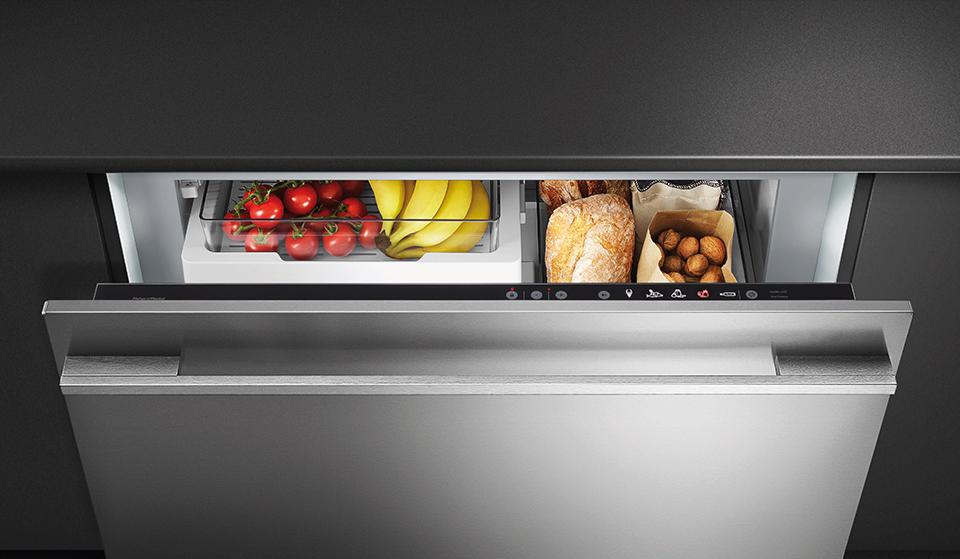 Fisher & Paykel Cooldrawer koellade #koelkast #koellade