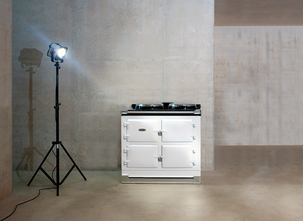 AGA fornuis 3-ovens New Look