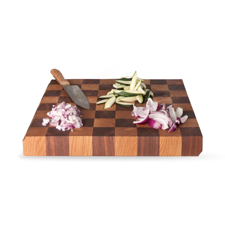 Keuken snijplank schaakbord