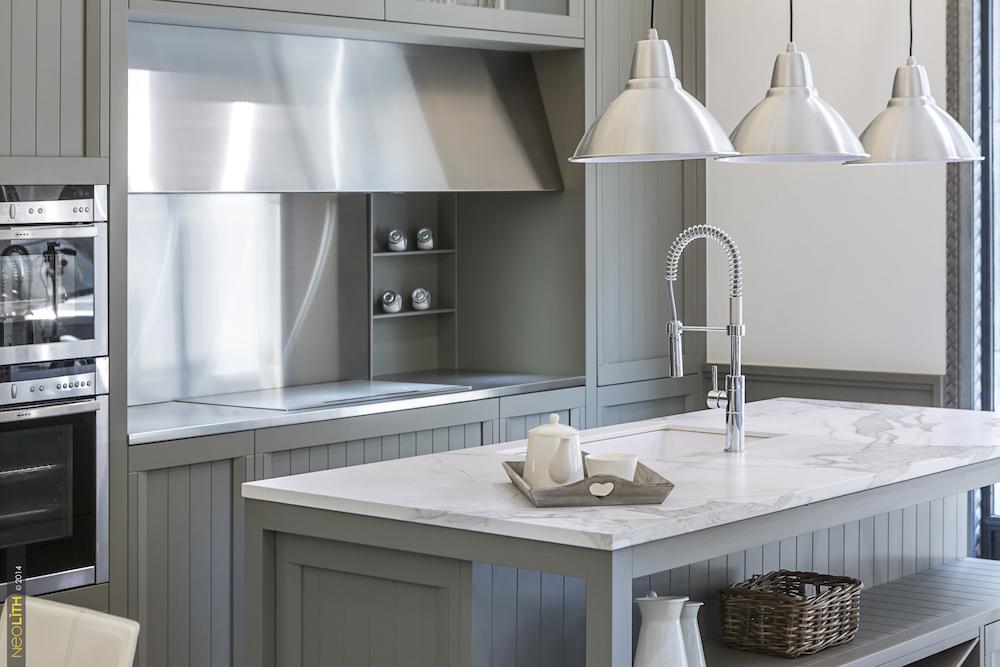 Trend marmerlook in de keuken nieuws startpagina voor - Keuken wit marmer ...