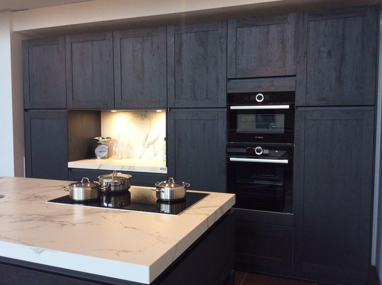 keuken » keukenvloer zwart wit - galerij foto's van binnenlandse, Deco ideeën