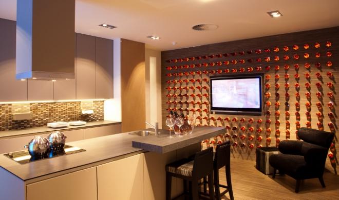Moderne keuken met kookeiland | Au Four
