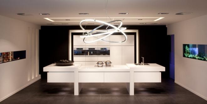 Moderne designkeuken met kookeiland | Au Four