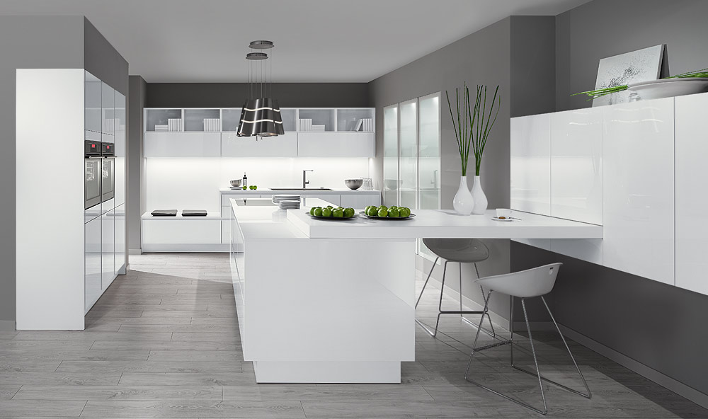 BLX 32 keuken alpinewit