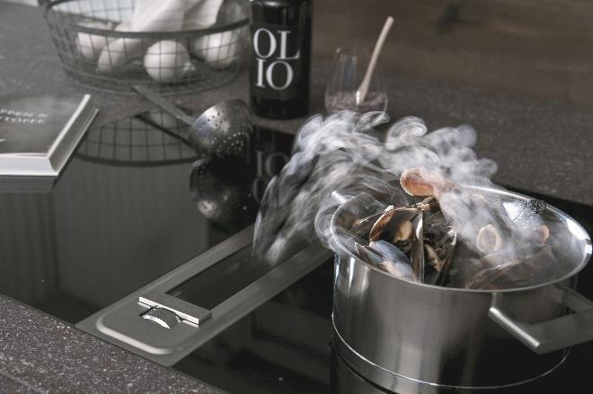 BORA kookveldafzuiging | baldafzuig