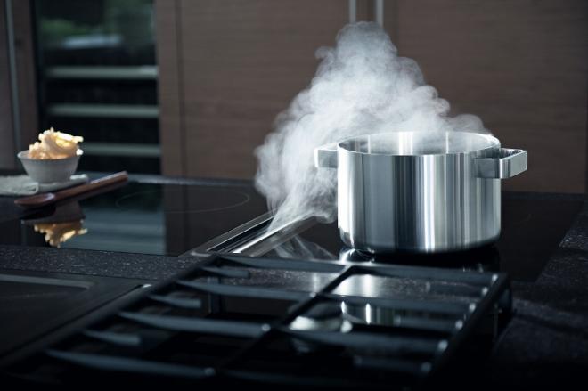 BORA kookveldafzuiging | bladafzuiging