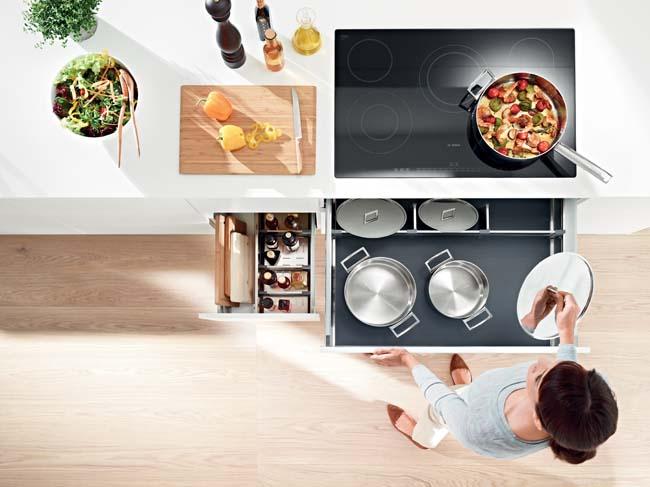 Tips voor een handige keukenindeling. Lade-indeling Blum Orgalux #blum #orgalux #keukenlade #keuken #keukeninspiratie