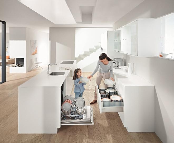 Ikea Keuken Metod Duitsland : Keuken slim indelen met Blum – Nieuws Startpagina voor keuken idee?n