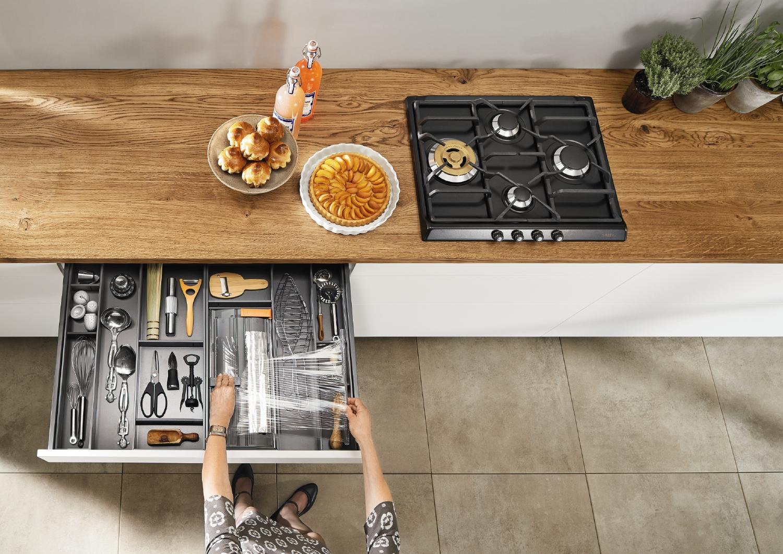Lade indeling Orgalux van Blum - keukentrends, inspiratie en ideeën 2016