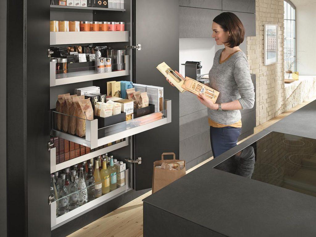 Apothekerskast Keuken Afmetingen : van Blum – Nieuws Startpagina voor keuken idee?n UW-keuken.nl