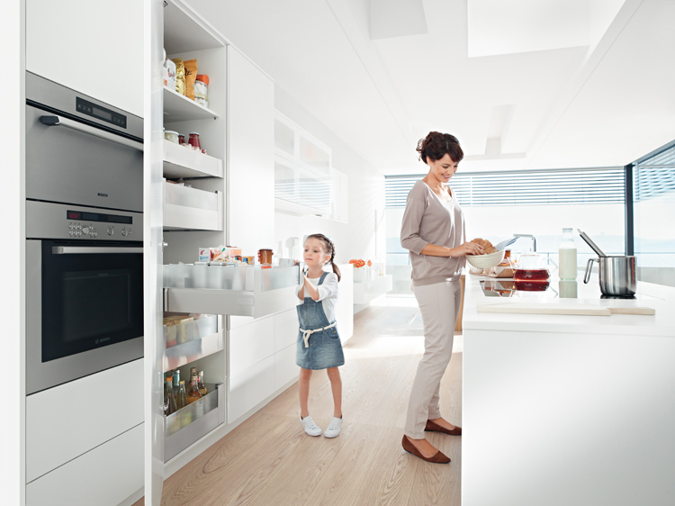 Voorraadkast Keuken Inhoud : van Blum – Nieuws Startpagina voor keuken idee?n UW-keuken.nl
