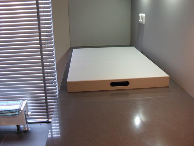 Multifunctionele afdekkap voor de kookplaat van Bokmerk voor meer werkruimte en ook te gebruiken als dienblad