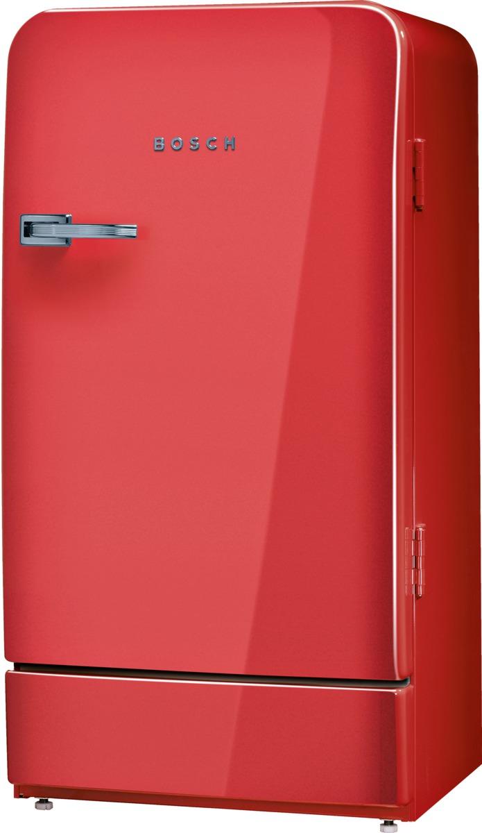 Oude bosch koelkast bosch retro koelkast gt jaar huishoudtoestellen bosch kgn vi koelkast rvs - Ijskast rood smet ...