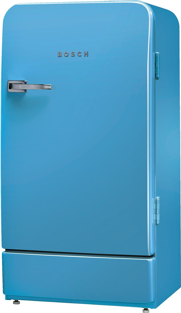 Bosch Classic koelkast sky blue