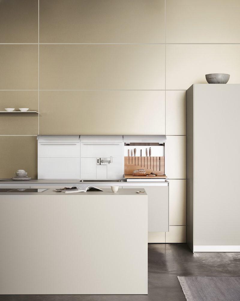 bulthaup b3 moderne keuken met kookeiland #keuken #kookeiland