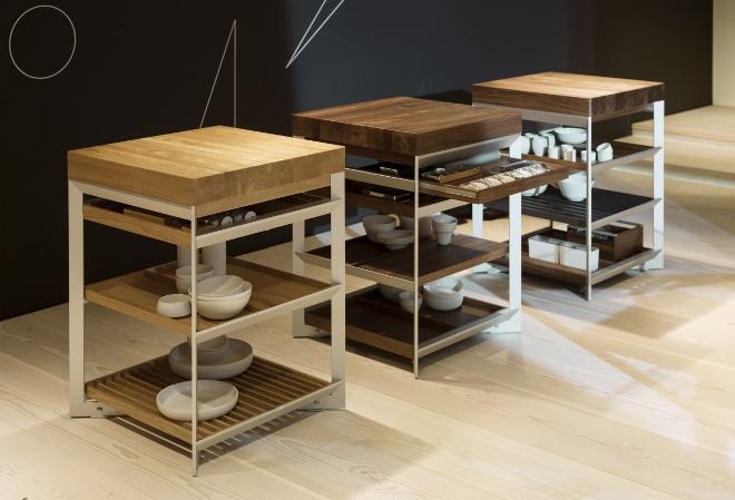 Afvalbakje Keuken Keukentafel : Fraaie en functionele meubels voor de keuken van bulthaup nieuws