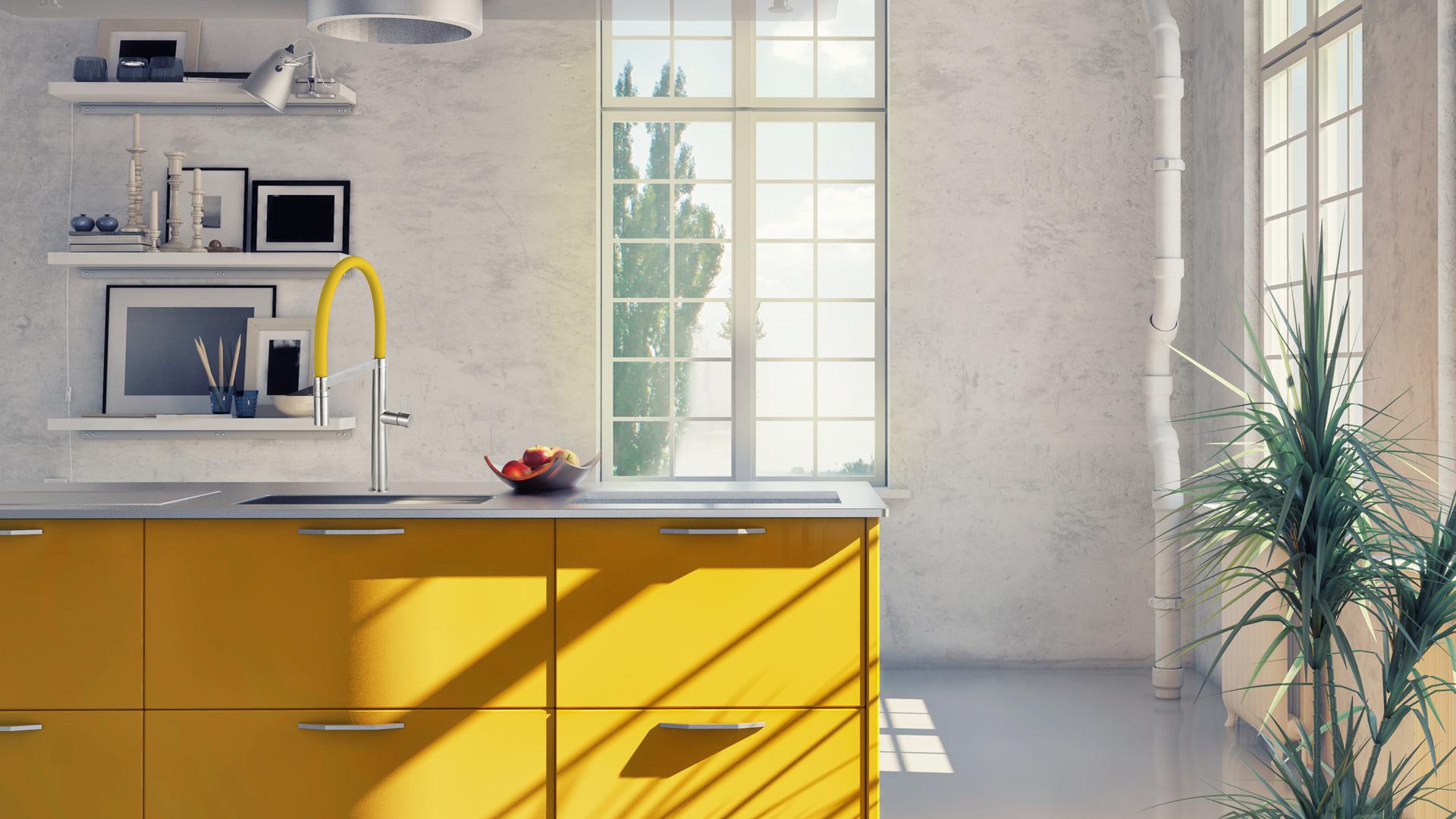 Keuken Ideeen Kleur : Kleur in de keuken met caressi colours nieuws startpagina voor