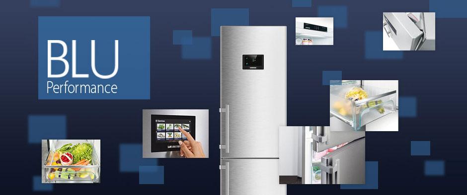 Connectivity in de keuken: keukenapparatuur met internetverbinding - Liebherr koel-vriescombinatie BluPerformance