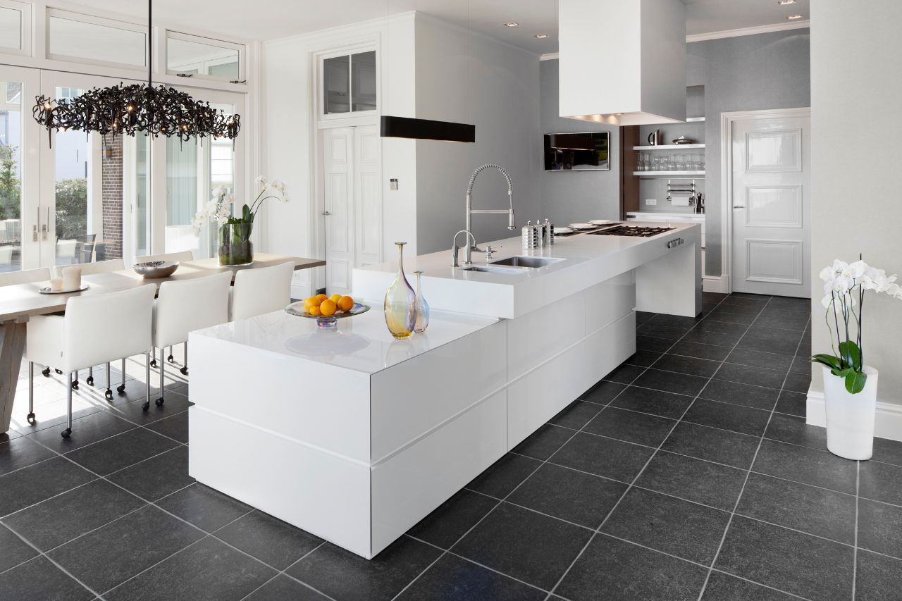 Keuken Schiereiland Afmetingen : Moderne Keuken Met Schiereiland : Moderne Keukens Startpagina voor
