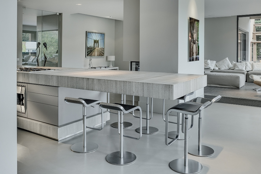 Designkeuken culimaat prijswinnaar beste keukendesign nieuws startpagina voor keuken idee n - Bar design keuken ...