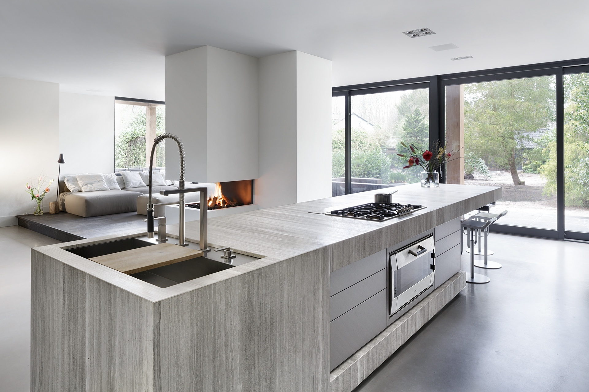 Designkeukens op topniveau bij nieuw interieurplatform de elementen nieuws startpagina voor - Bar design keuken ...