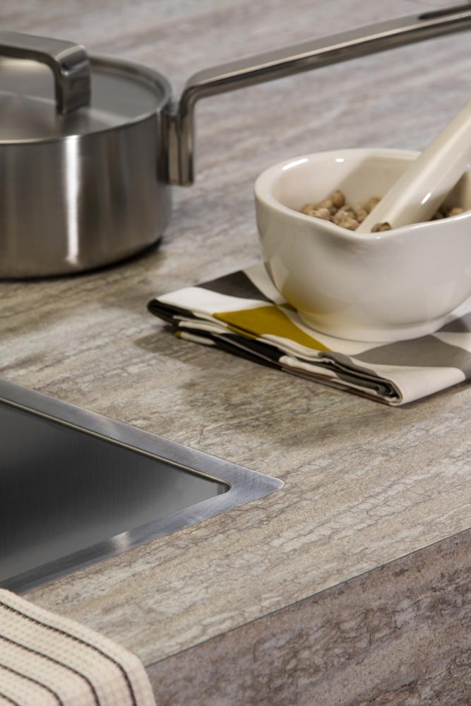 Werkblad Keuken Betonlook : De nieuwste werkbladen met betonlook, marmer & houtdecoren