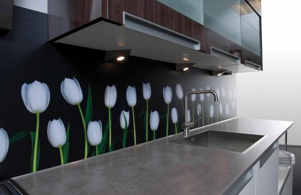 Keuken Aluminium Plaat : Keuken achterwanden Startpagina voor keuken idee?n UW-keuken.nl