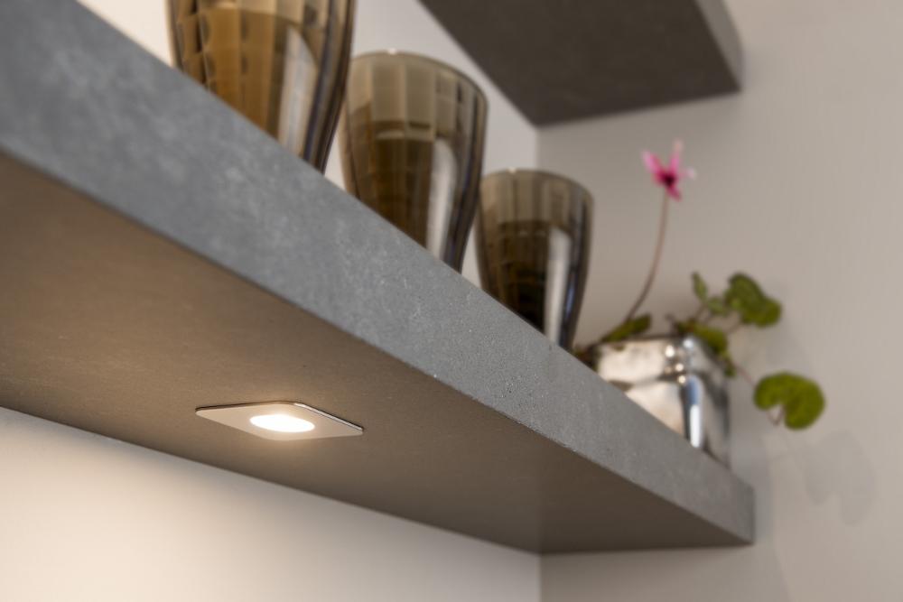 Ledverlichting in de keuken. Spots voor boven het werkblad - Lavanto via dekker Zevenhuizen
