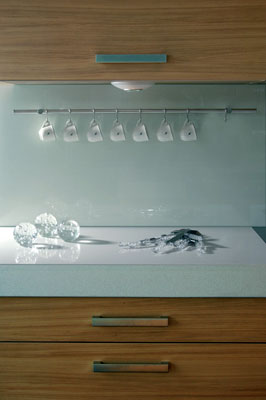werkblad european quartz Dekker