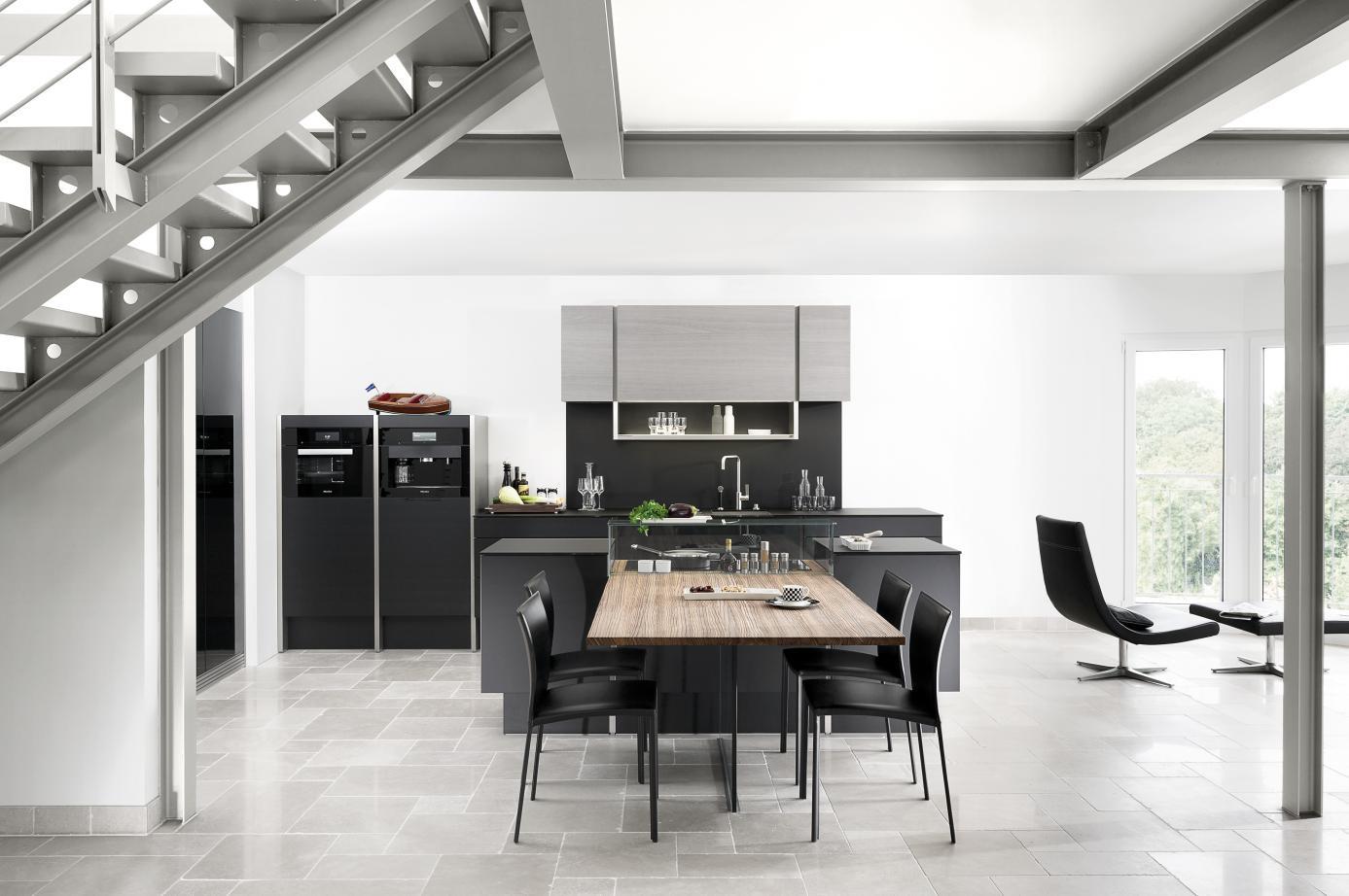 Prachtige designkeukens voor een modern interieur nieuws for Interieur modern