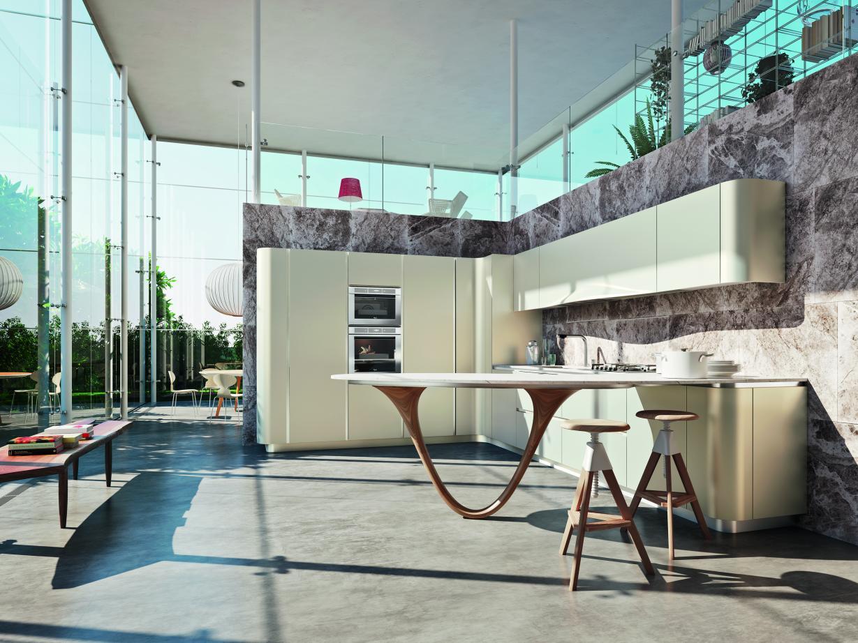 Prachtige Keuken In Donkere Houtkle : ... interieur - Nieuws ...