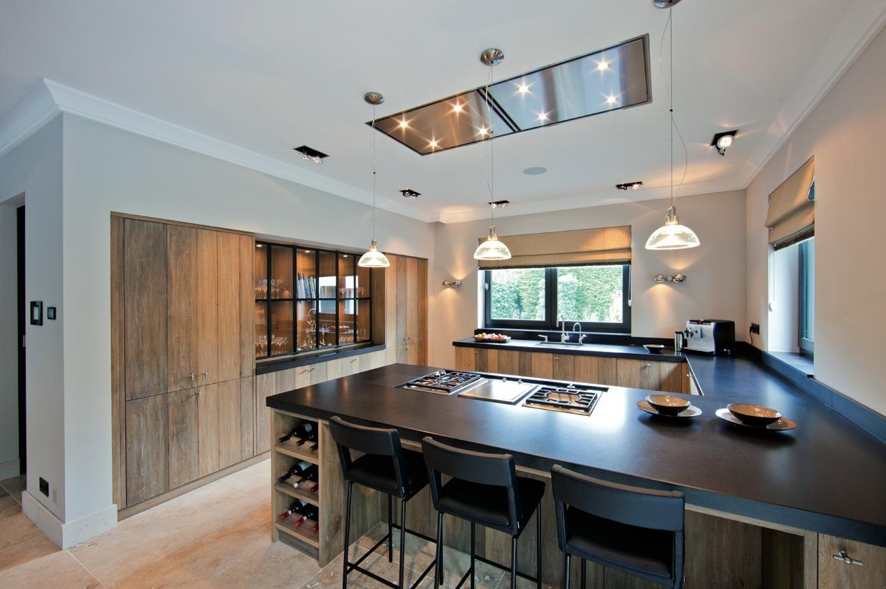 De keukenvisie van eric kant nieuws startpagina voor keuken idee n uw - Keuken steen en hout ...
