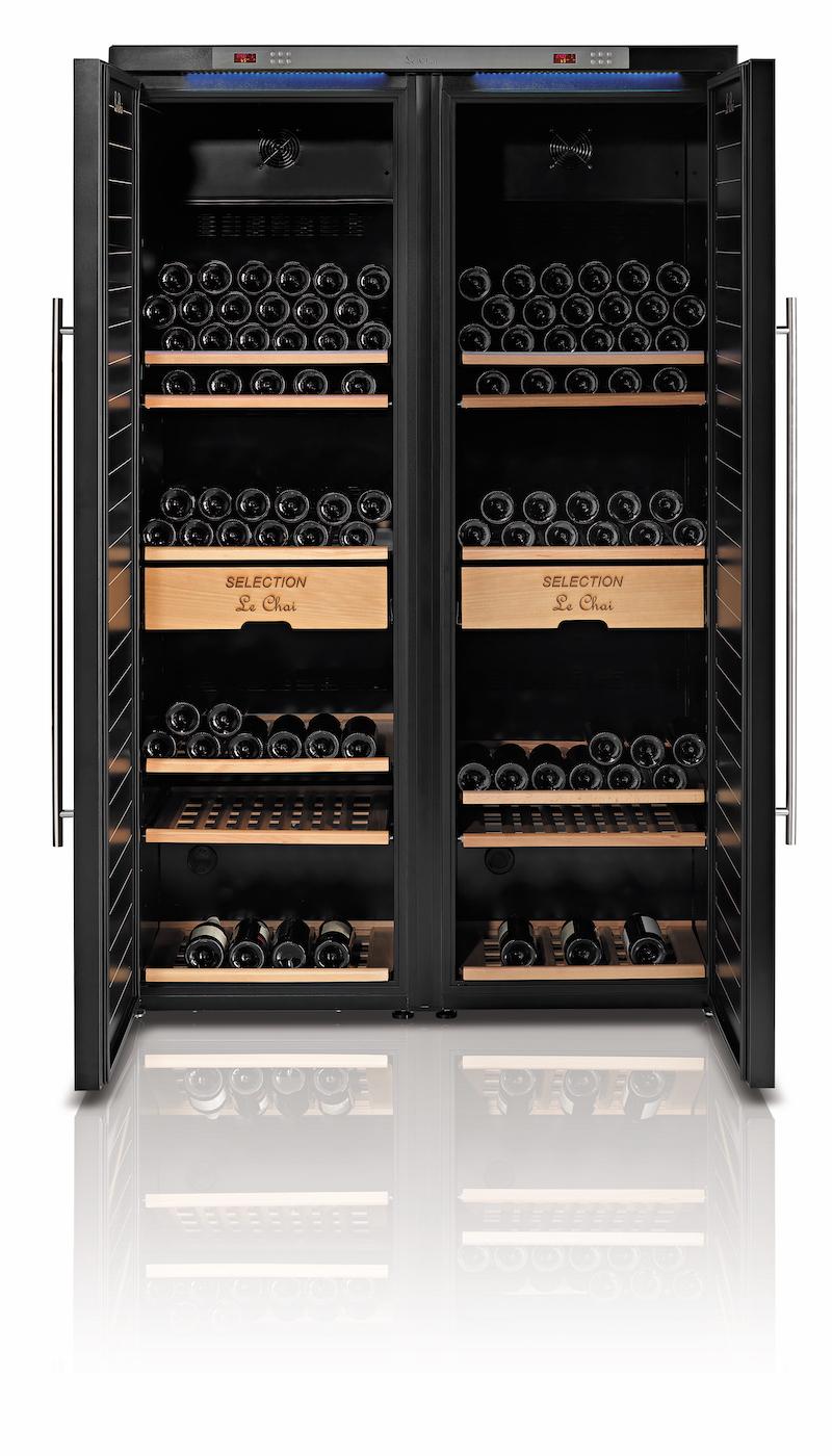 Wijnklimaatkast Le Chai #wijn #wijnen #wijnkoelkast