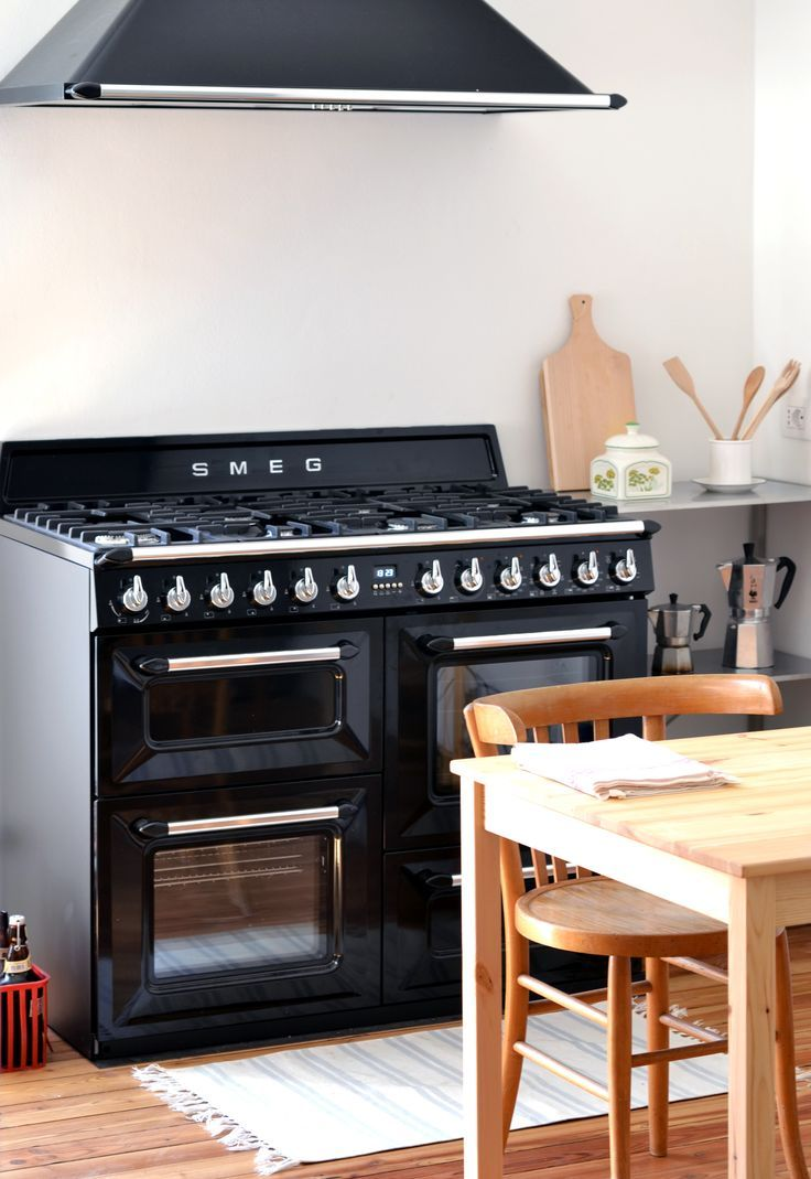 tegels keuken fornuis : Het Vrijstaande Fornuis Blikvanger In De Keuken Nieuws