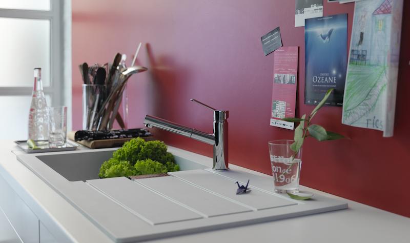 Spoelbak Keuken Wit : keuken met Tectonite spoelbakken – Nieuws Startpagina voor keuken