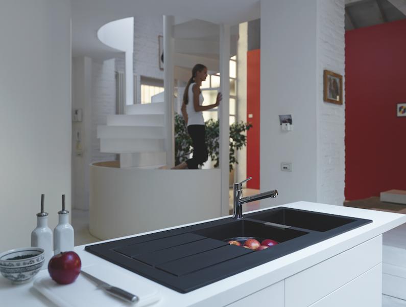 Altijd een schone keuken met Tectonite spoelbakken  Nieuws Startpagina voor  # Esgrado Wasbak_224758
