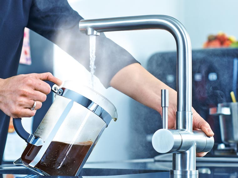 kokend water kranen complete mengkranen nieuws