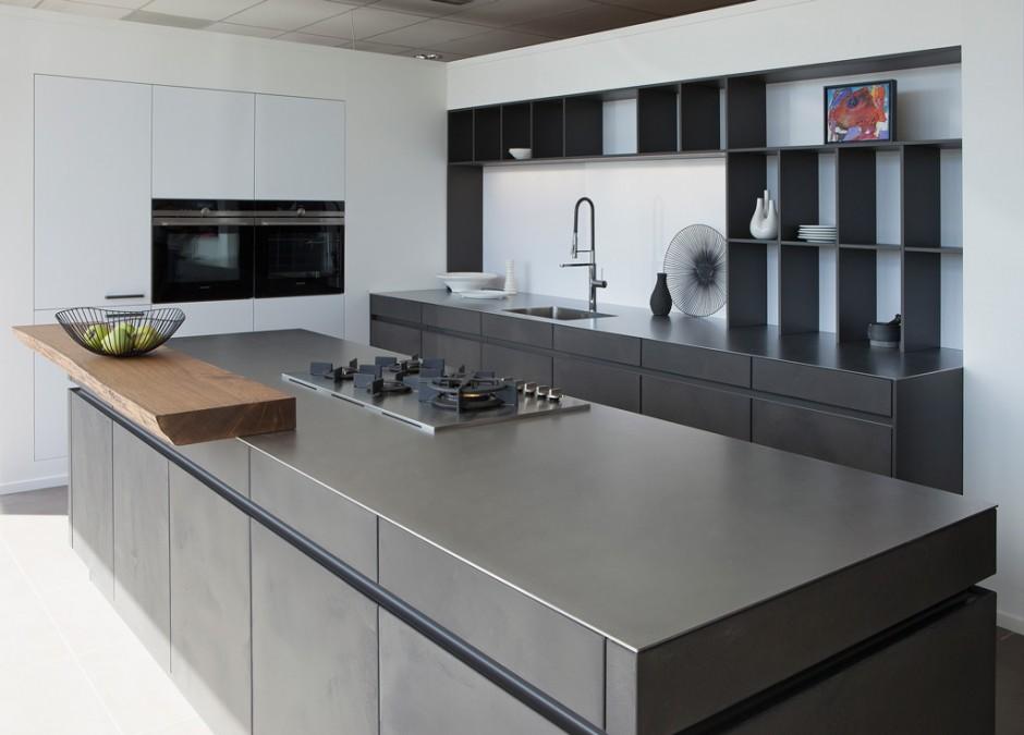 Moderne Keuken Werkblad : ... moderne keuken - Nieuws Startpagina voor ...