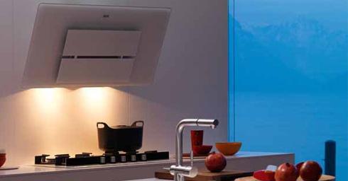 Keuken afzuigkap kraan | Franke