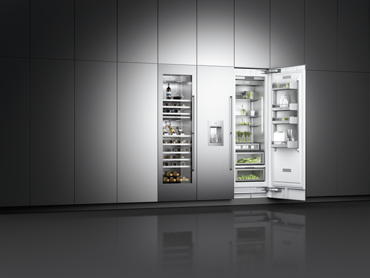 modern koelen met de vario 400 serie van gaggenau nieuws. Black Bedroom Furniture Sets. Home Design Ideas