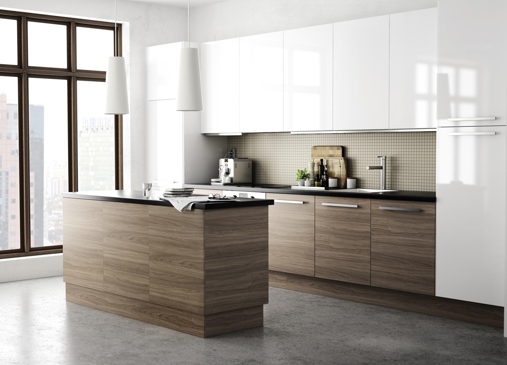 mooie korting op ikea keukens faktum nieuws startpagina. Black Bedroom Furniture Sets. Home Design Ideas