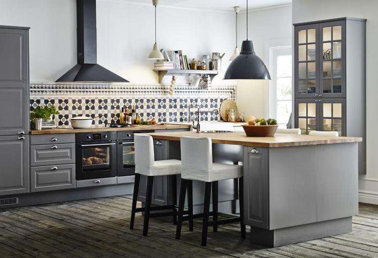 Keuken Trolley Keukenverlichting : In de sfeer van de boerenkeuken uw keuken.nl