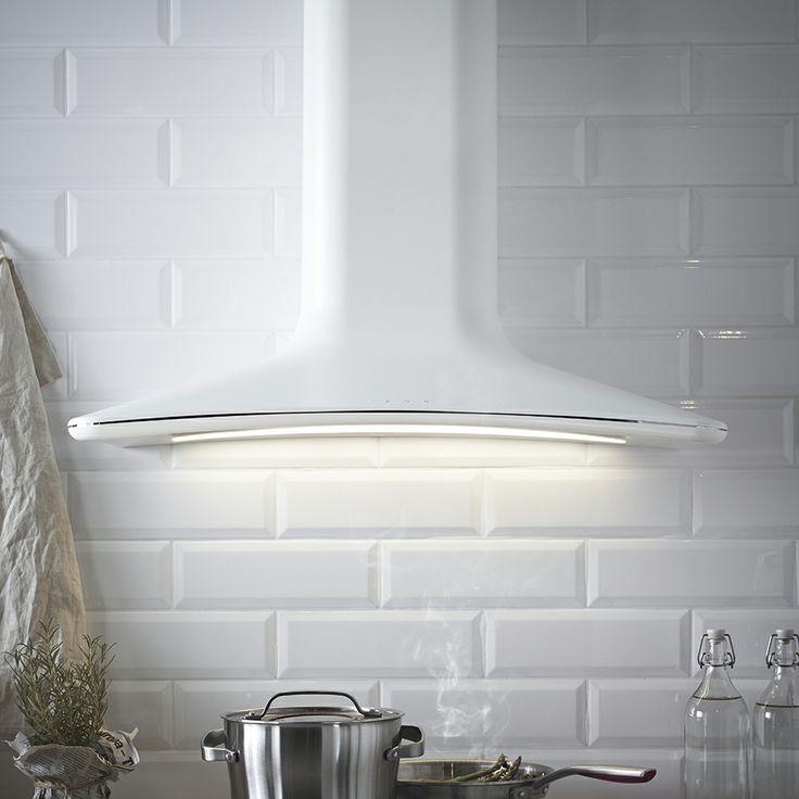 Industriele Keuken Ikea : Keuken Ikea : keuken getagd afzuigkap chrome elementen gootsteen ikea