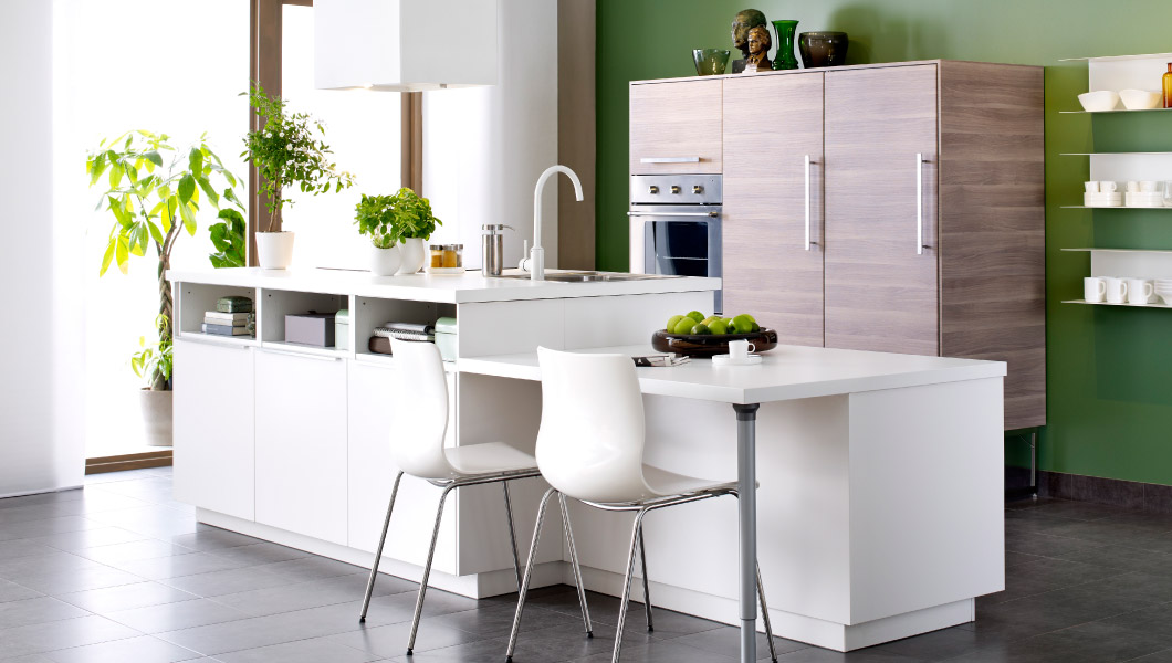 Decoratie Keuken Ikea : IKEA Kitchen Veddinge